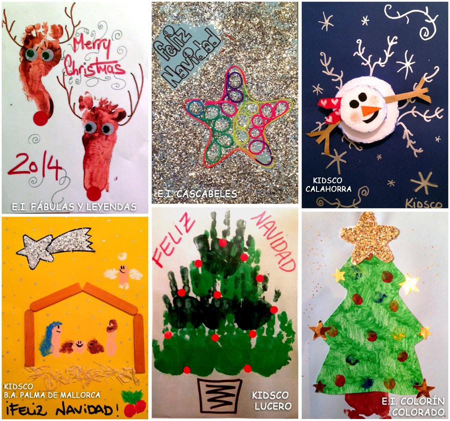Felicitaciones De Navidad Para Infantil.Concurso De Felicitaciones De Navidad Entre Las Escuelas