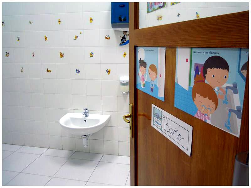 Ba o escuela infantil - Cuarto de bano infantil ...