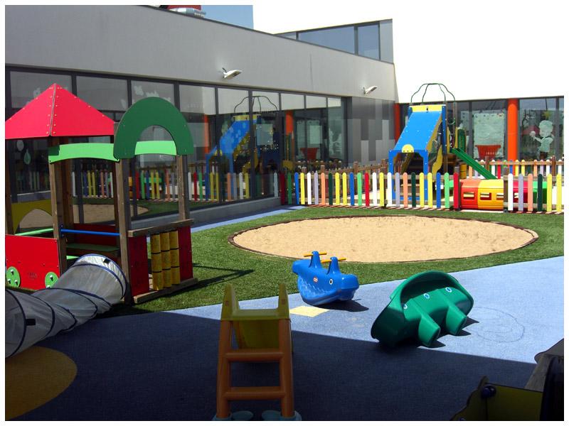 Escuela infantil veo veo for Jardines pequenos para escuelas