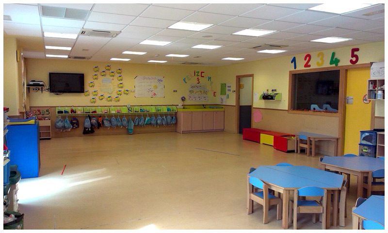Escuela infantil kidsco zaragoza - Escuela de cocina zaragoza ...
