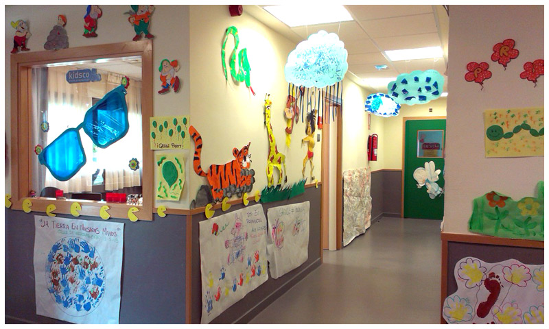 Escuela infantil kidsco zaragoza for Escuela de decoracion