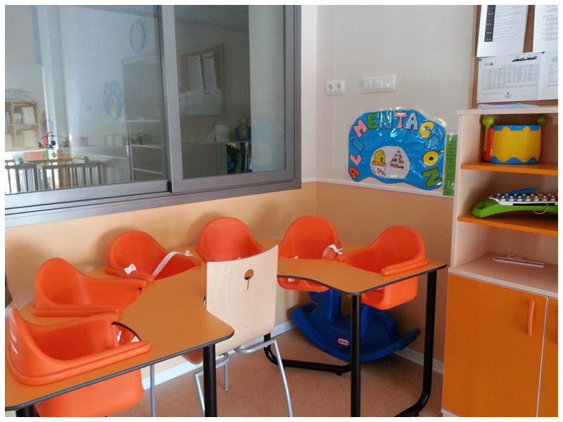 Escuela Infantil Kidsco Planeta Azul En Getafe