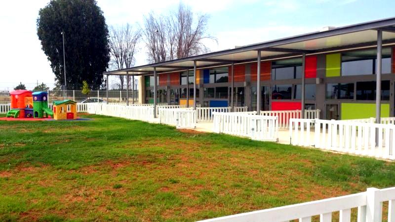 Escuela infantil kidsco airbus group lucero san pablo for Jardin infantil nubesol villa alemana