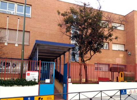 Escuela Infantil Amadeo Vives Aluche Madrid