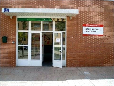 Escuela Infantil Cascabeles Alcobendas Madrid