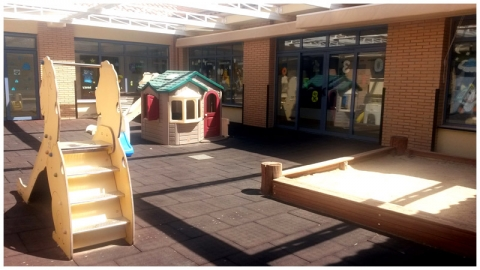 Escuela Infantil B. A. Albacete - para niños y niñas de 0 a 3 años