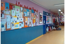 Escuela Infantil Amadeo Vives (Interior de la Escuela)