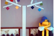 Escuela Infantil Amadeo Vives (Entrada)