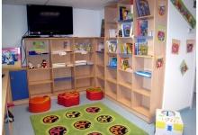 Escuela Infantil Torrejón de Ardoz (Aula).