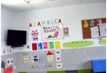 Escuela Infantil Kidsco Botoa Badajoz (Aula).