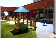 Escuela Infantil Bripac Jardín