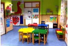 Escuela Infantil Kidsco CGEA Madrid Aula