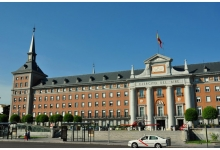 Escuela Infantil Kidsco CGEA Madrid - Edificio