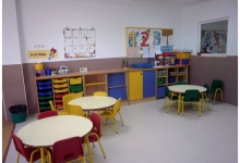 Escuela Infantil Grumete Rota - Aula