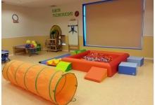 Escuela Infantil Kidsco Planeta Azul - Aula psicomotricidad - Getafe
