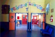 Escuela Infantil Fábulas y Leyendas Móstoles - Entrada.