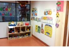 Escuela Infantil A.A. San Javier - Aulas