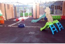 Escuela Infantil A.A. San Javier - Patio