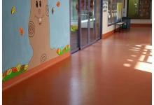 Escuela Infantil A.A. San Javier - Pasillo